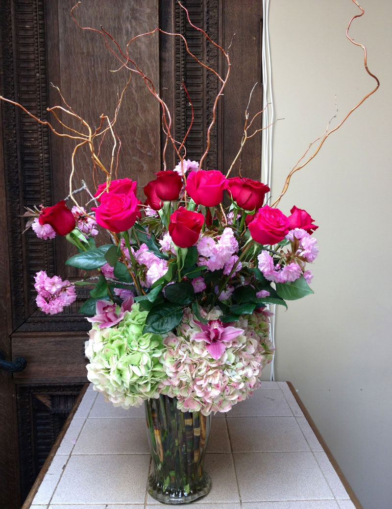 Our floral arrangements gallery gaetano florist and Floral creations